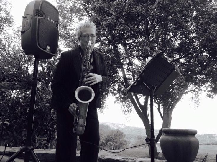 Saxophone background music for corporate events functions weddings.