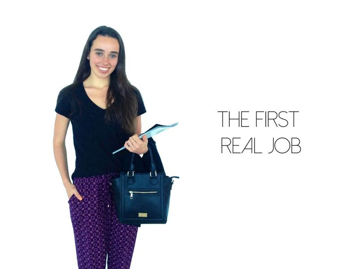 How-to: The First Real Job Interview - nzgirl #RexonaStayVisible