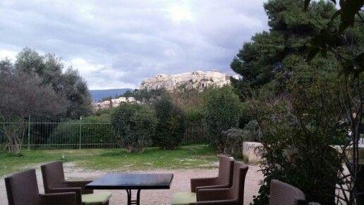 #Athens #Greece #Thiseio