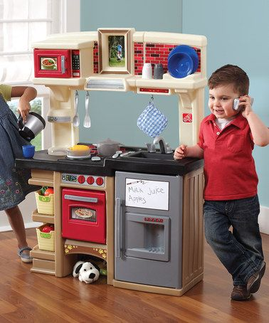 This Create Play Kitchen Set Is Perfect Zulilyfinds