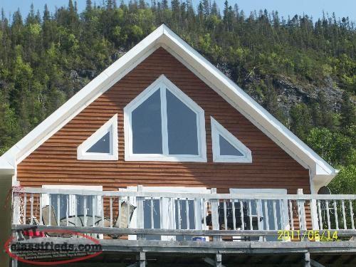 Cabin for rent on Bonne Bay Pond