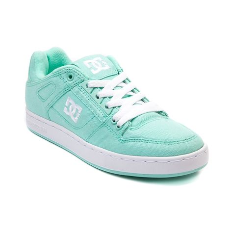 DC Spartan Sport Low TX Skate Shoe in Mint at Journeys Shoes