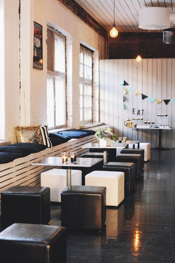 wedding reception venues woodstock ga%0A An urban  summer wedding inspiration shoot with a gold  black  and white  color palette and a city industrial wedding venue