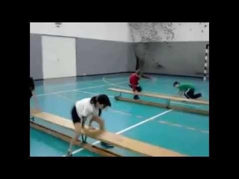 D.I.P.E. Bench exercises 1. Padgyakorlatok - YouTube