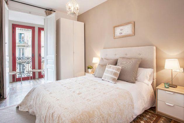 20 Dormitorios En Tonos Tierra Calidos Y Acogedores A Mas No Poder Dormitorio Color Beige Decorar Dormitorio Matrimonio Dormitorios