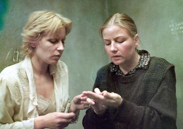 Krystyna Janda i Bożena Dykiel