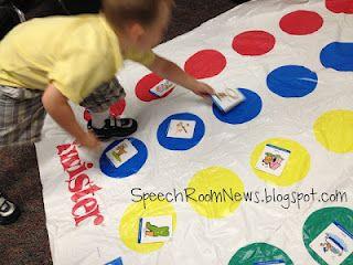 Leg vragen op de cirkels en twister wordt nóg leuker!  #ekkomi #kindercoach http://www.pinterest.com/ekkomikndrcch