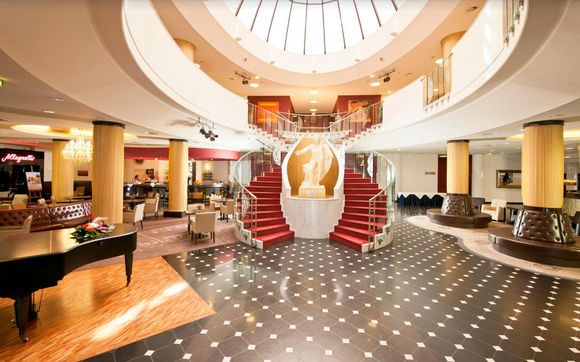 It's the perfect time for Prague. Just £40 for 5 nights in this 4 star hotel - a pre-Christmas treat or a perfect gift.
