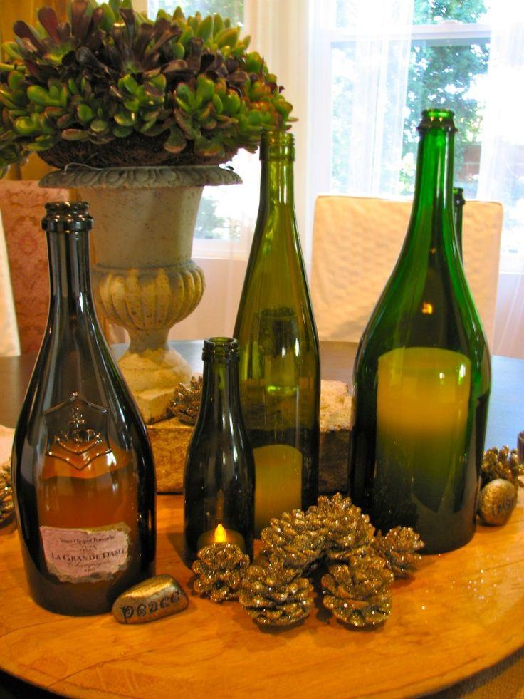 canlde bottles