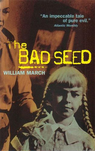The Bad Seed....you can't get worse than this girl.  I loved this movie when I was a kid!