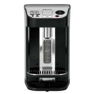 The price may not be right for everyone when it comes to the KM9008 but with this coffeemaker you'll get the unparalleled bliss of coffee at just the right temperature. The coffeemaker uses special warming technology that keeps the temperature and thus the taste consistent for over 4 hours!