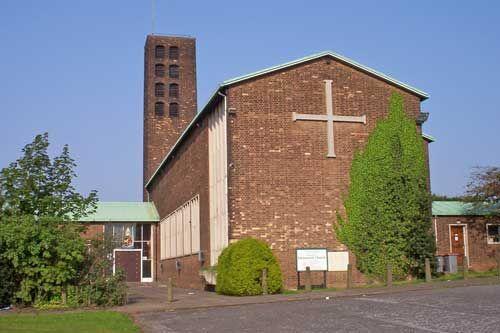 Emmanuel Church, Bentley, Walsall