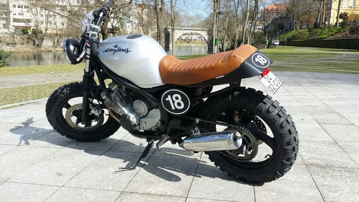 Yamaha XJ600 Diversion: a collection of ideas to try about