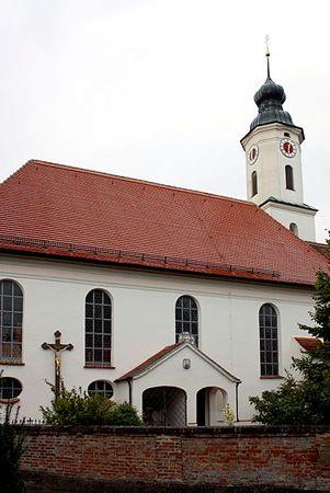 Kutzenhausen (Augsburg) BY DE