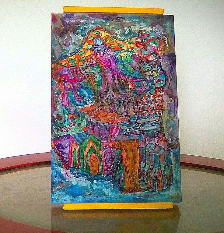 Πίνακας σε πλέξιγκλας