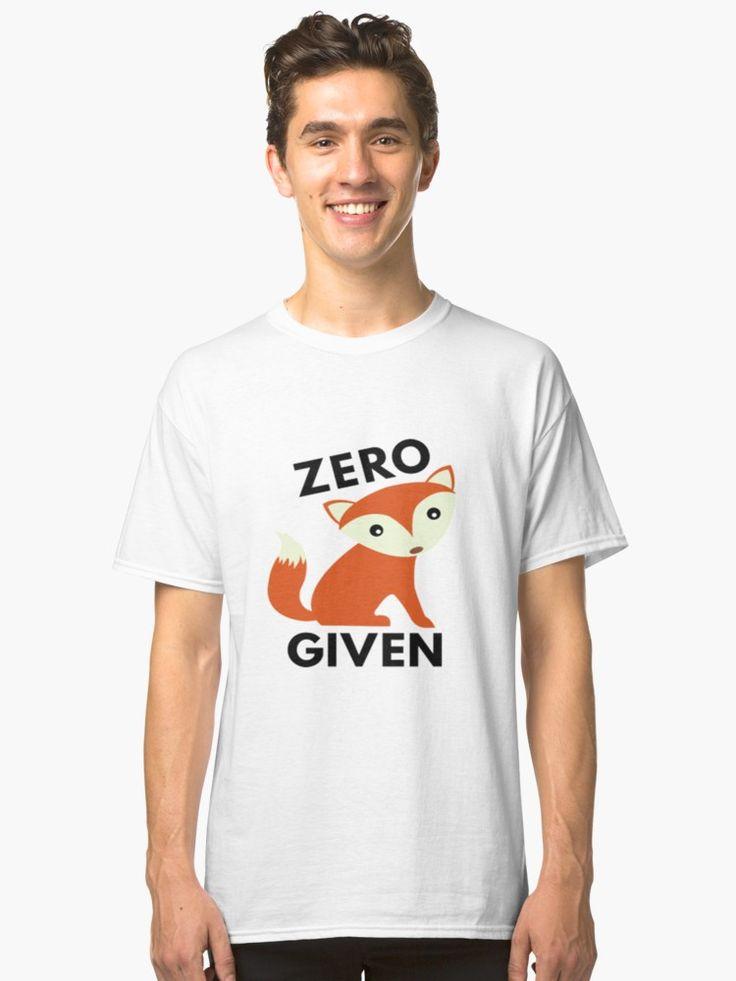 Zero Fox Given by jhonlope