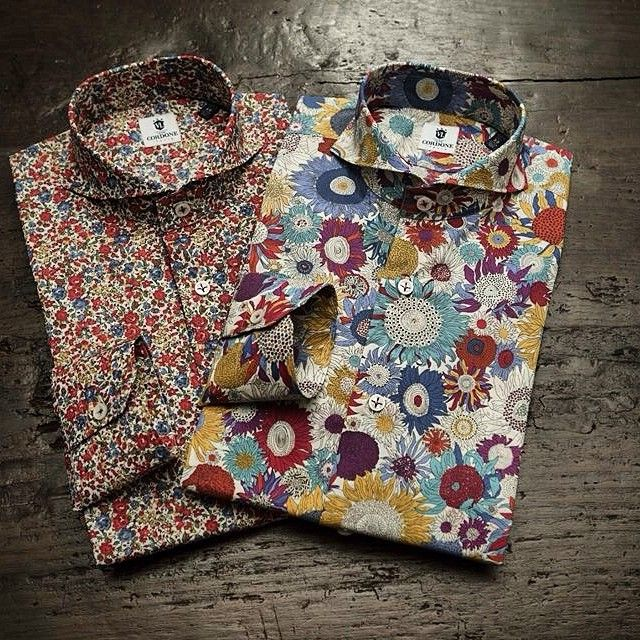 CORDONE 1956: Limited Edition Vintage Shirts are available at WWW.FINAEST.COM | #finaest #shirt #cordone1956 #chemise #vintage #menswear #men #handcrafted #madeinitaly #dapper #camicia