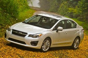 Should You Consider Driving a 2012 Subaru Impreza 2.0i?: 2012 Subaru Impreza 2.0i