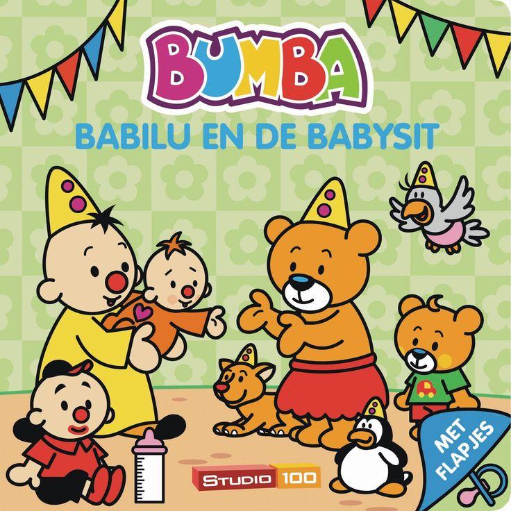 Bumba en zijn vrienden gaan naar een feest. Nanadu past op de kleintjes. Dit interactieve kartonboekje met flapjes toont hoe leuk een babysit is!   Afmeting: 20x190x190 mm - Boek Bumba: Babilu en de babysit