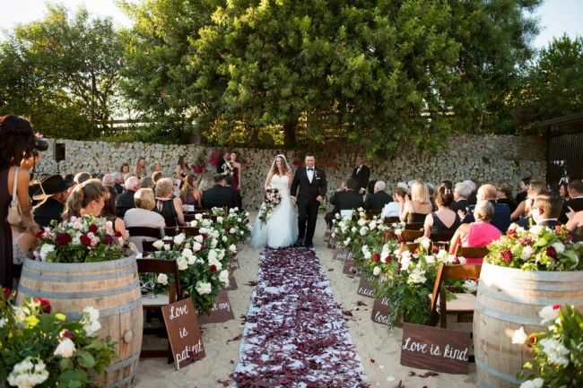 1000+ Images About Outdoor Ceremony Decor On Pinterest