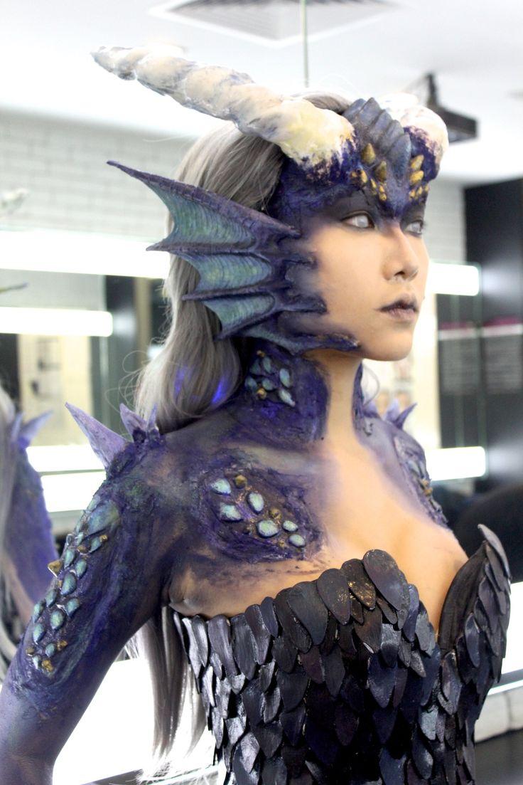 Dragon person