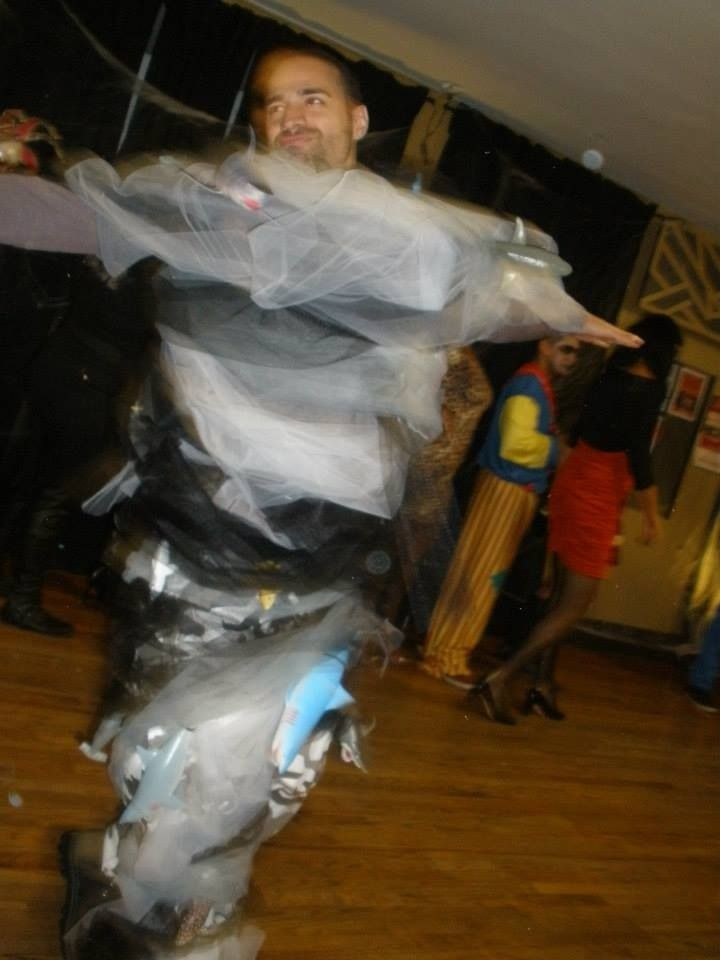 Sharknado costume - photo#14