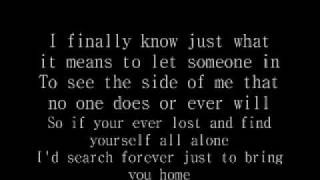 i'd come for you - nickelback - lyrics, via YouTube.