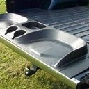 Tailgating Challenge; cool tailgate seat!
