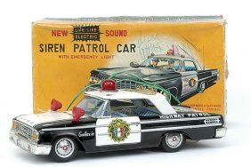 ASC - Japan - Siren Highway Patrol Car - Ford Galaxie
