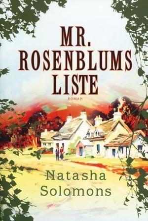 Natasha Solomons: Mr. Rosenblums liste : roman