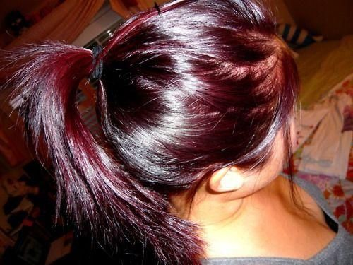 68 best best burgundy hair images on pinterest hairstyle boots love this color burgundy hair pmusecretfo Gallery