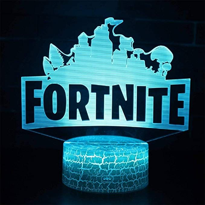 Battle Royale Led Lamp Night Light Logo For Fan Online Trending Game Perfect Gift Night Light Kids 3d Led Night Light Gifts For Your Boyfriend