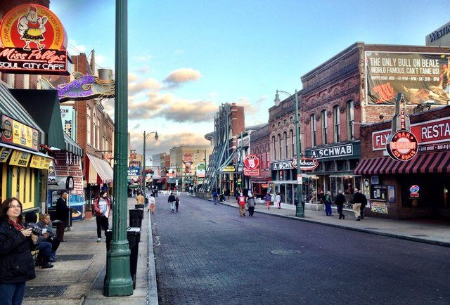 17 Things You Didn't Know About Beale Street