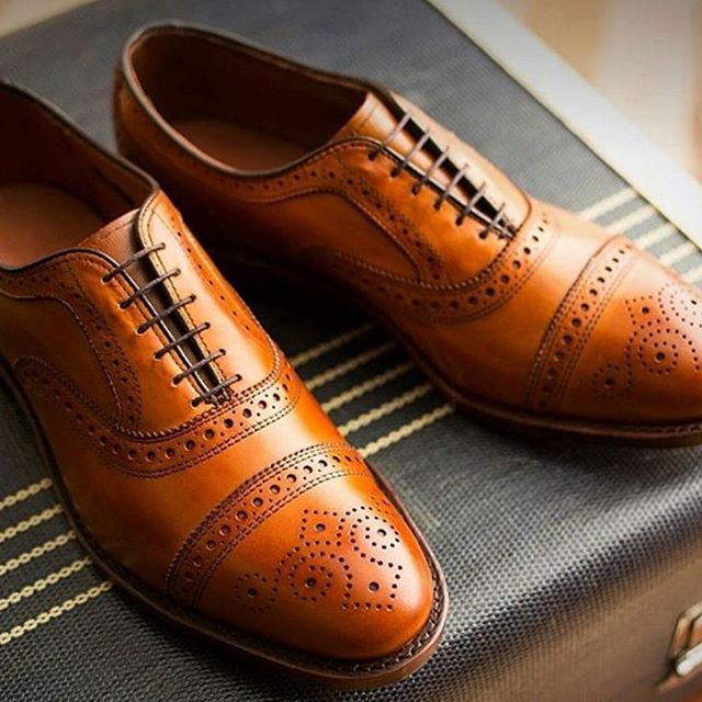 Allen Edmonds!  Via: @dapperlydone