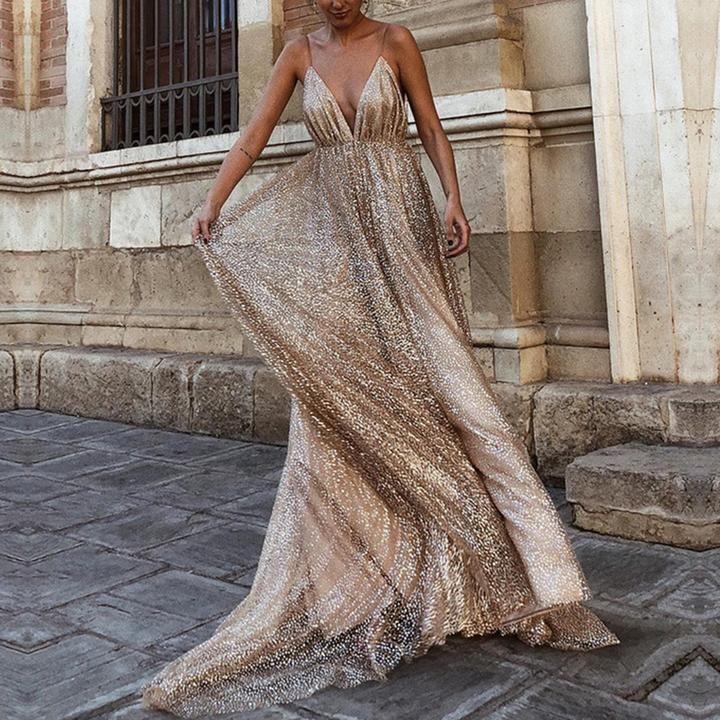 Sexy Maxi Evening Dresses