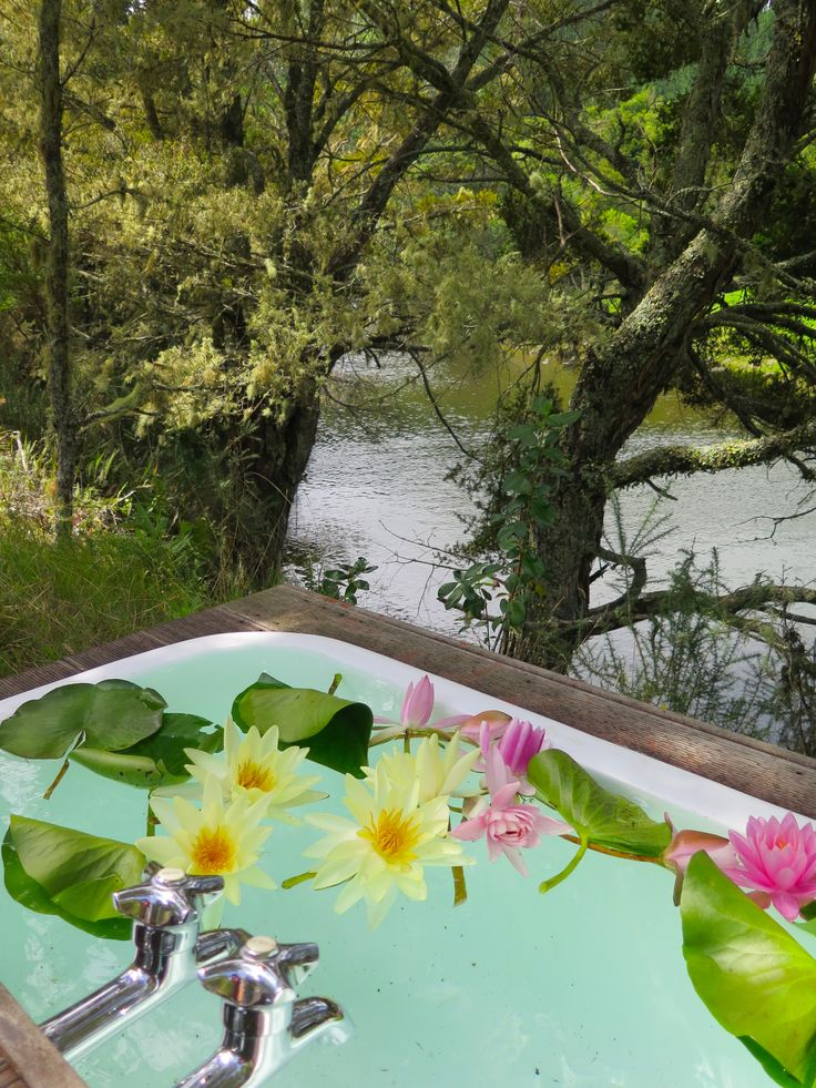 Glamping off the grid and off-line. Takou River   Good magazine