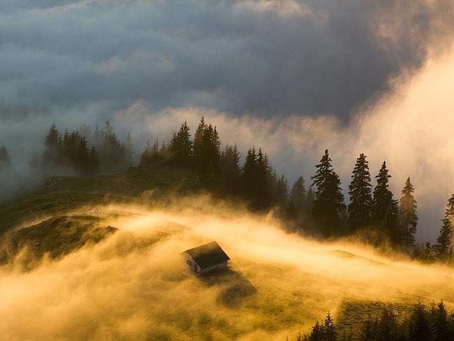 Rodna, Bistrita-Nasaud, Romania. The best of Nat Geo's Golden Hour