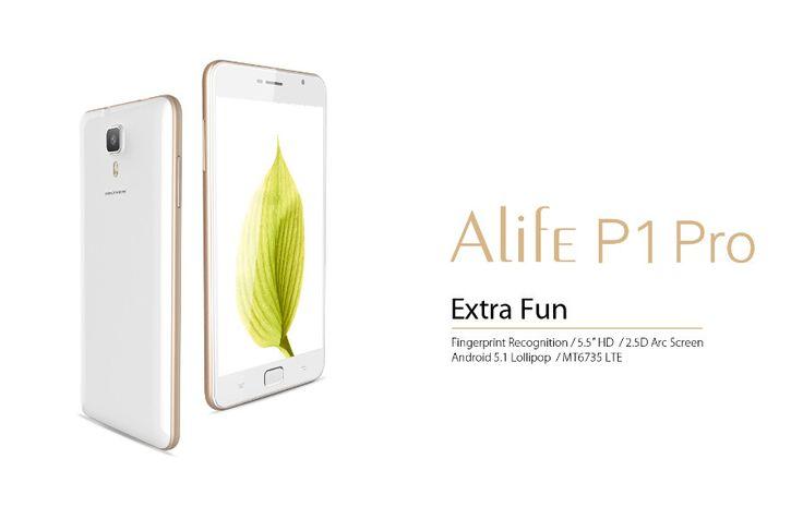 Blackview Alife P1 Pro 5.5-inch 4G LTE MTK6735 Quad-core Smartphone Sale-Banggood.com