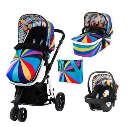 Cosatto Giggle 2 Travel System Brightly www.parentideal.c... Fantastic stuff http://www.curiositycreates.co.uk/