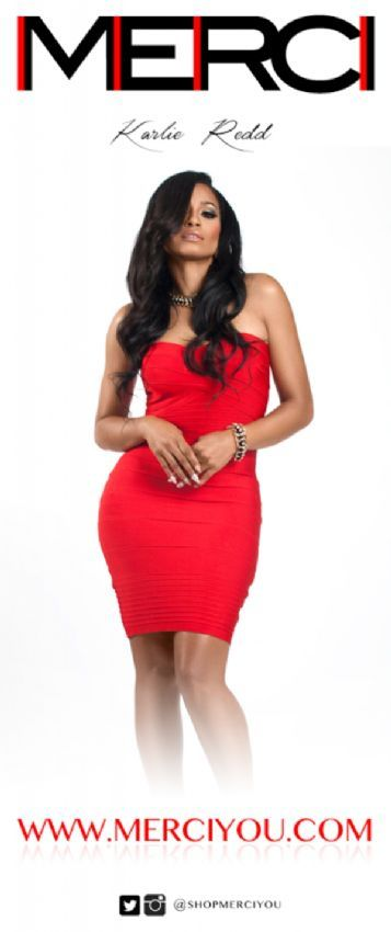 Karlie Redd Opens Merci Boutique in Stonecrest Mall - Broadcasting Beauty