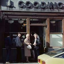 J. Gooding Pie and Mash shop Well Street