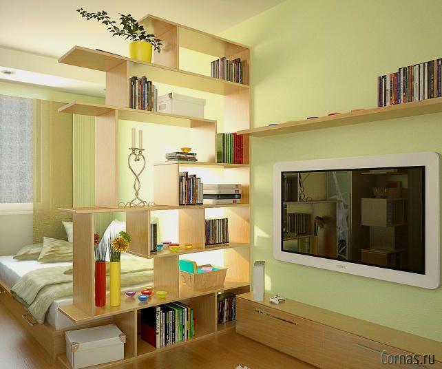Можно ли из маленькой комнаты сделать большую? Можно!