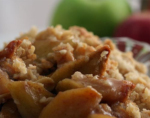 Pikes Peak Apple Crisp~This is the BEST apple crisp! I have made this ...
