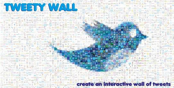 Tweety Wall WordPress Plugin