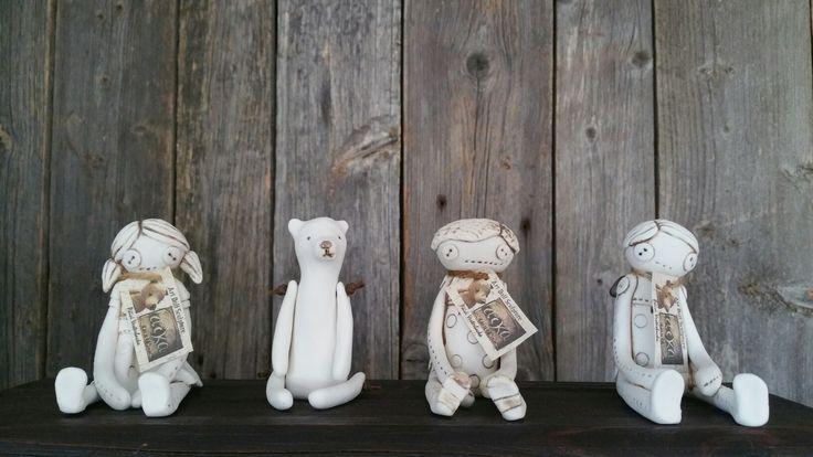 Päivi Vesterbacka ceramics