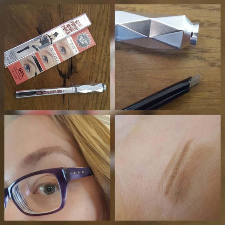 Hi guy's, I wasn't going to bother with these as I usually stick to powders as every brow pencil I've tried seems to pull red on me but then I spotted the July copy of Elle magazi…