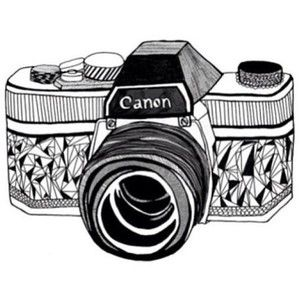 11 best cameras images on Pinterest | Drawings, Camera drawing and ...