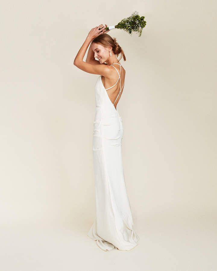 Nicole Miller Celine Bridal Gown Miller Nicole Celine Nicole Miller Wedding Dresses Bridal Gowns Bridal Dresses Vintage