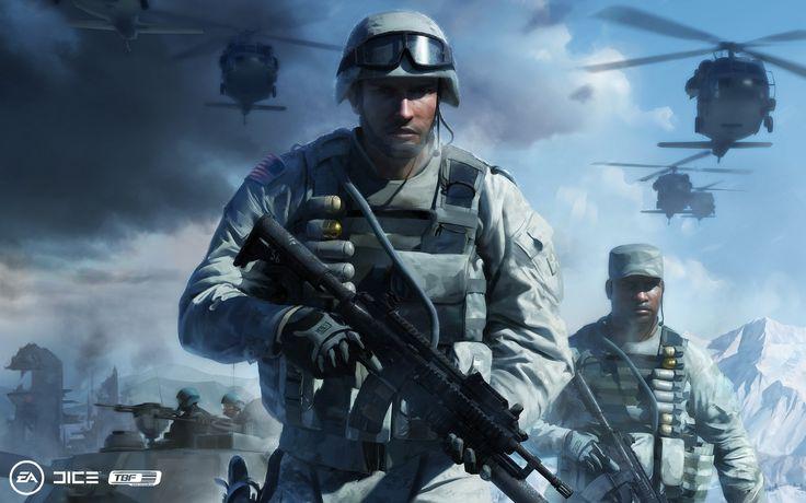 Images for Desktop: Battlefield: Bad Company 2 wallpaper, 367 kB - Adolf Brook