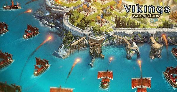 Игра Vikings War of Clans донат
